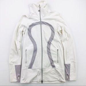 Lululemon athletica jacket with thumb holes